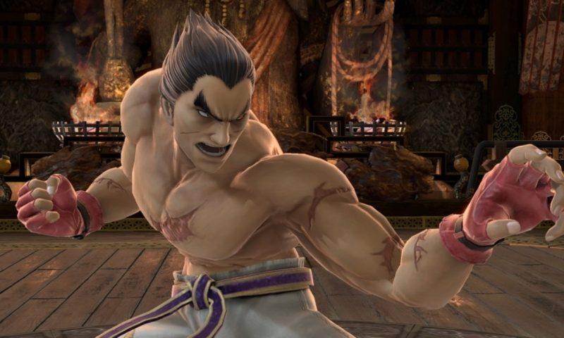 Super Smash Bros. Ultimate ปล่อยตัวละคร DLC ใหม่ Kazuya