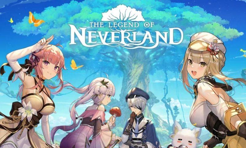 The Legend of Neverland เกมโคลนที่คล้ายกับ Genshin Impact