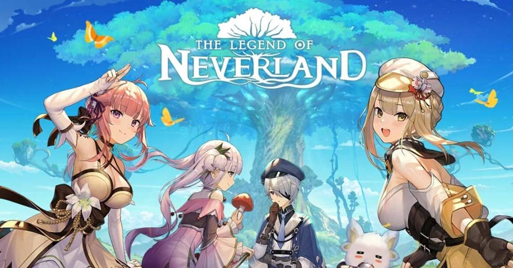 The Legend of Neverland 462021 1