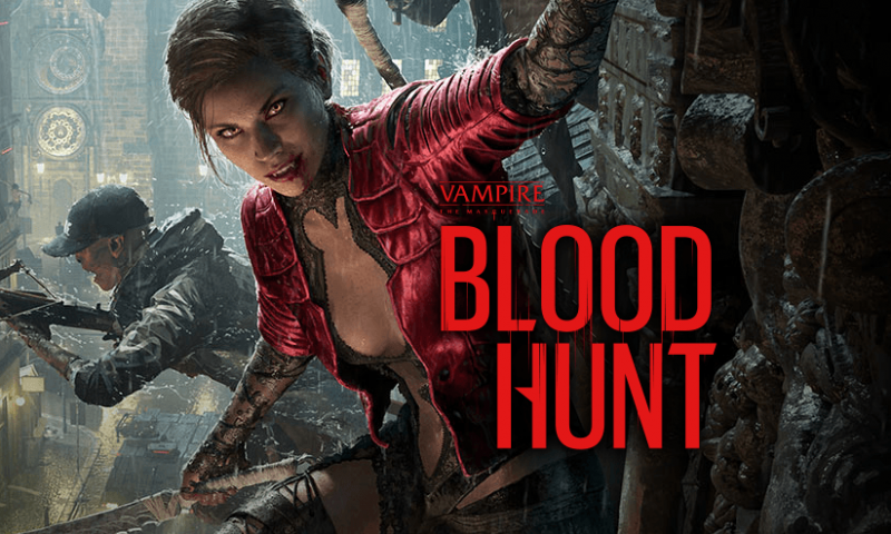 Vampire: The Masquerade – Bloodhunt เกมแนว Battle Royale ใหม่