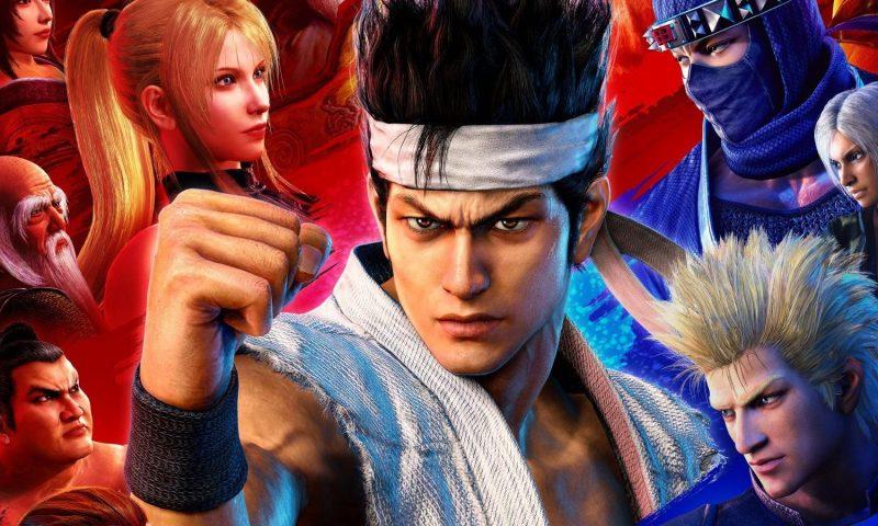 Virtua Fighter 5 Ultimate Showdown เปิดให้เล่นฟรีเรียบร้อย
