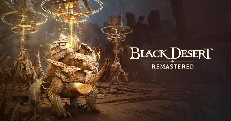 Black Desert เผยดันเจี้ยนใหม่ที่ผู้เล่นจะต้องร่วมมือกันเป็นแห่งแรก