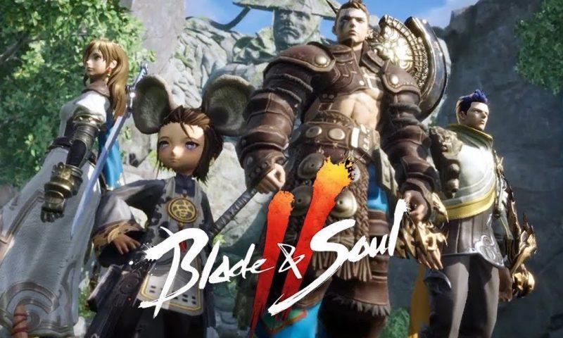 Blade & Soul 2 เกมมือถือจากไอพีฟอร์มยักษ์เตรียมพบกันสิงหาคมนี้
