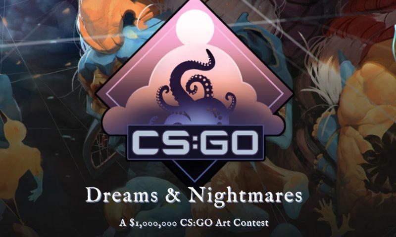 Valve จัดงานประกวดออกแบบสกินอาวุธในเกม CS:GO ชิงเงินรางวัล 32 ล้านบาท