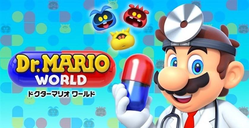 Dr. Mario World ประกาศปิดให้บริการในวันที่ 1 พฤศจิกายนนี้