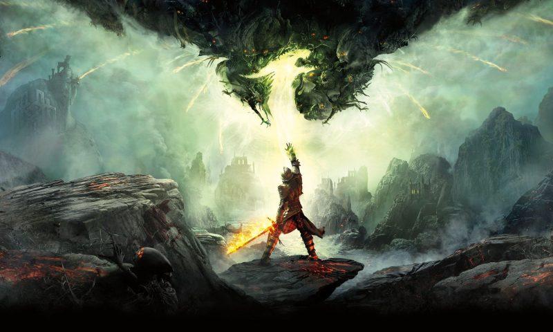 มาแน่ซีรีส์ Dragon Age วิดีโอเกมชื่อดังระดับโลกโดย Netflix