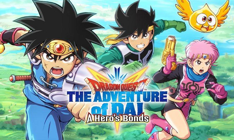 Square Enix ลั่นกำหนดการเปิดให้บริการ Dragon Quest The Adventure of Dai บนมือถือ