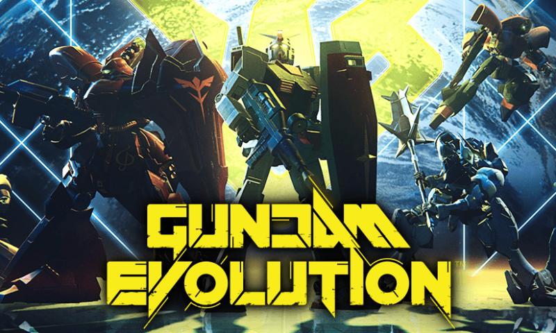 งานโคตรดี Gundam Evolution เกมยิงสไตล์ FPS ในธีมกันดั้ม