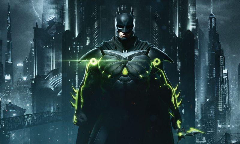 แฟนเกม Injustice 2 ใช้เวลาไปกว่า 3 ปีในการเก็บหมวก Batman จนครบชุด