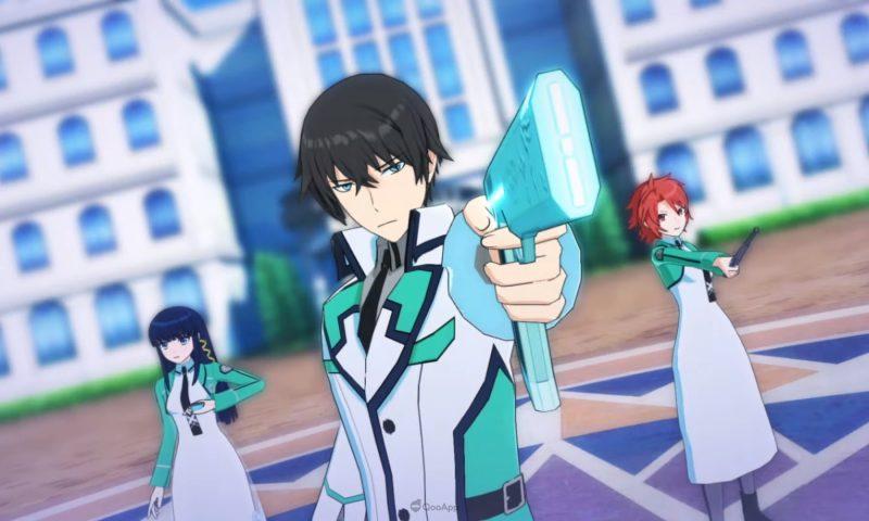เทพทัต Mahouka Koukou ตัวอย่างใหม่โชว์ระบบ Gameplay