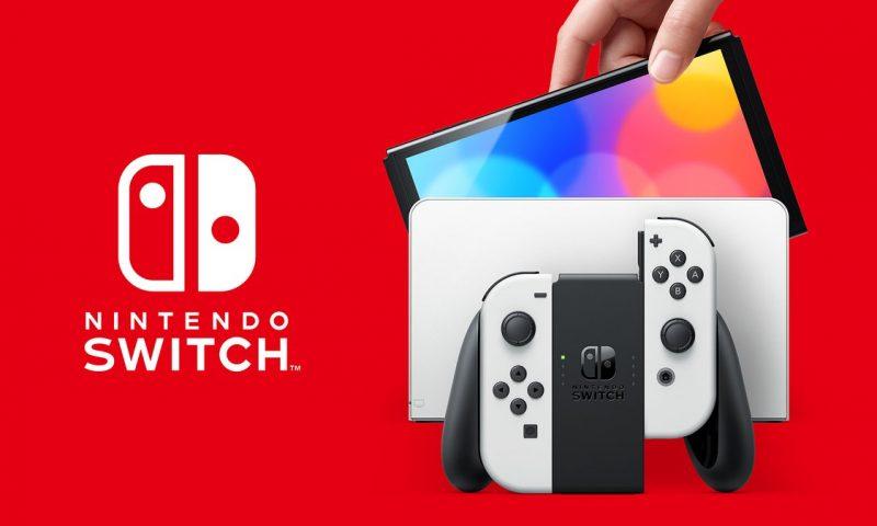 Nintendo Switch OLED สั่งจองล่วงหน้าได้แล้ววันนี้