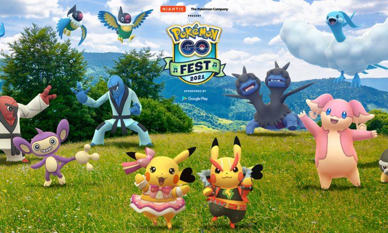 Pokémon Go สร้างรายได้รวมตลอด 5 ปีได้มากถึง 161,350,000,000 บาท
