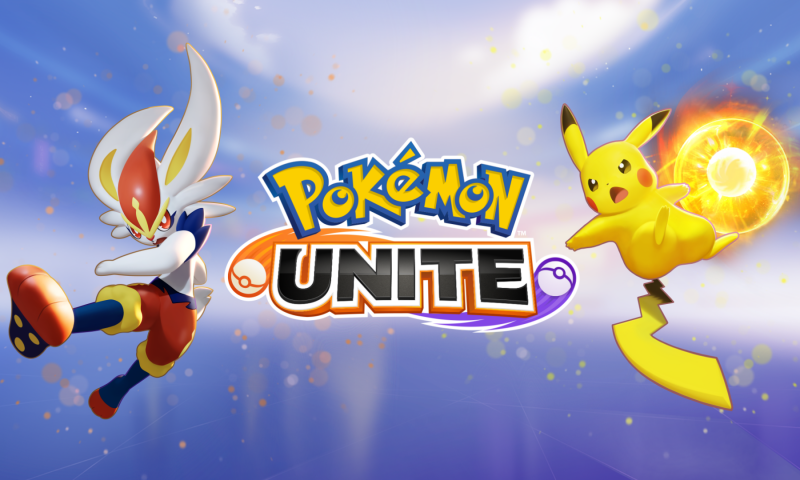 Pokemon UNITE เวอร์ชั่น Nintendo Switch เปิดตัว 21 กรกฏาคม