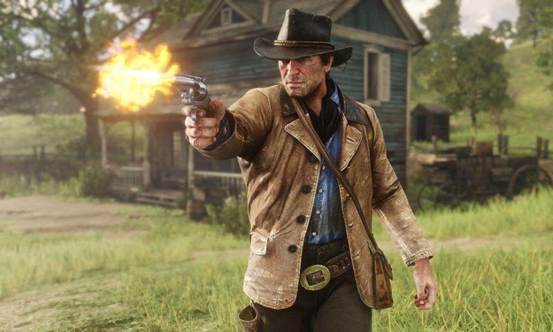 แฟนเกม Red Dead Redemption 2 พบหมวกหุ่นไล่กาสามารถนำเอามาใส่ได้
