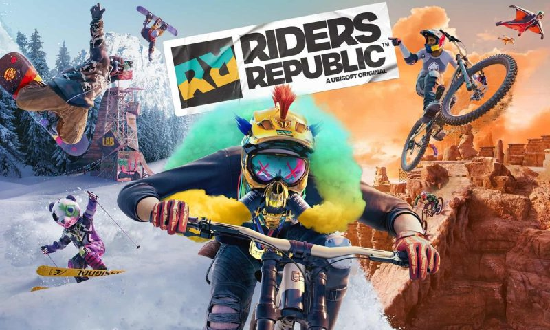 Riders Republic ประกาศเลื่อนวันจัดจำหน่ายออกไปเป็น 28 ตุลาคม