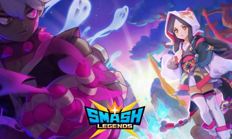 Smash Legends ได้เปิดตัว Legend ใหม่ในชื่อว่า Nui