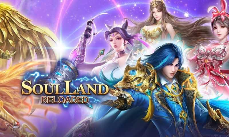 Soul Land Reloaded เปิดลงทะเบียนบนสโตร์พร้อมลุยเวอร์ชั่นภาษาอังกฤษเร็วๆ นี้