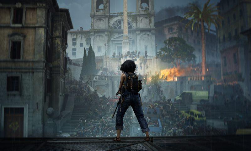 ฝูงซอมบี้ World War Z: Aftermath ตัวอย่างเกมเพลย์ใหม่