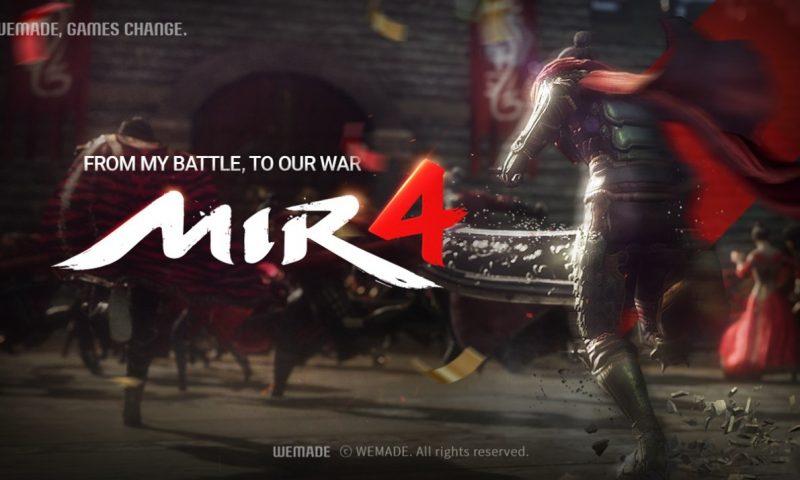 MIR4 เกมมือถือ MMORPG ข้ามแพลตฟอร์มเตรียมเปิดทดสอบ 5 สิงหาคมนี้