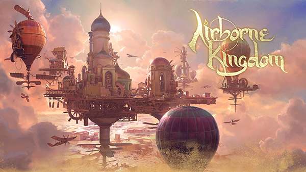 Airborne Kingdom เกมสร้างเมืองบนฟ้าเสริมสร้างจินตนาการให้ผู้เล่น