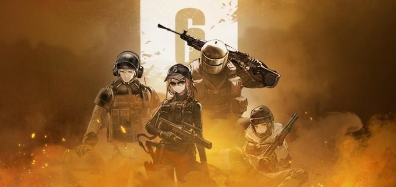 Arknights x Tom Clancy's Rainbow Six Siege กิจกรรมพิเศษเริ่มขึ้น
