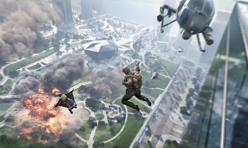 เผยสเปคแล้ว Battlefield 2042 เบต้า เวอร์ชั่น PC