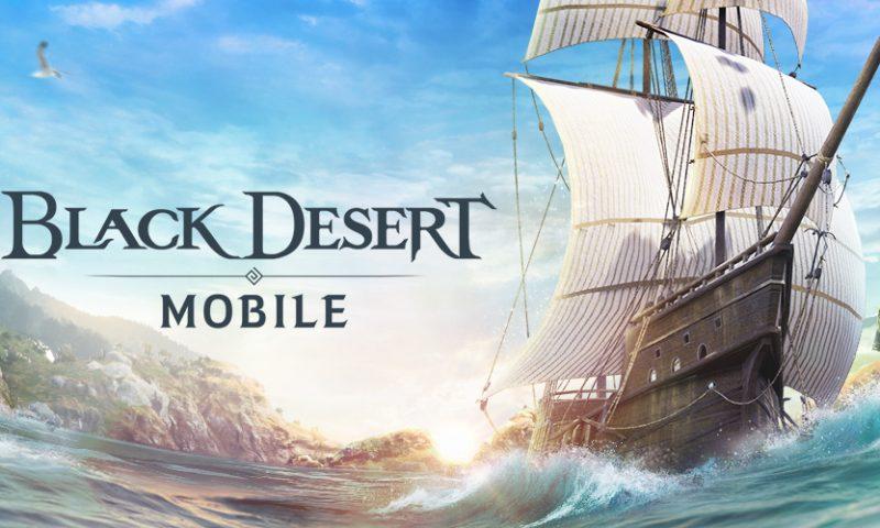 BlackDesertMobileเปิดพื้นที่ใหม่มหาสมุทร ให้เดินทางในดินแดนไร้ขอบเขต