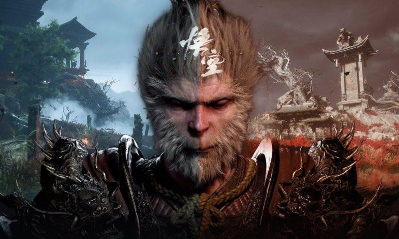 Black Myth: Wukong เผยตัวอย่าง Gameplay ด้วย UE5 สุดอลังการ