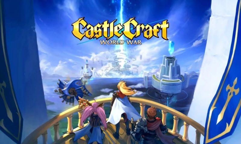 ทหารบุก Castle Craft: World War กำลังจะมาบนสโตร์ประเทศไทย