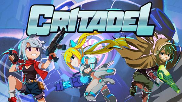 Critadel เกมตะลุยด่านในรูปแบบ 2D Action สำหรับ Switch และ PC