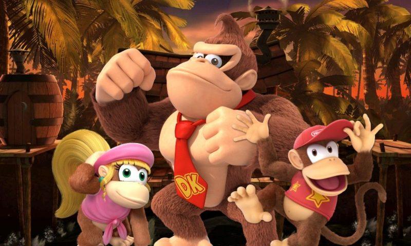Donkey Kong กำลังจะมาบุกใน Super Nintendo World
