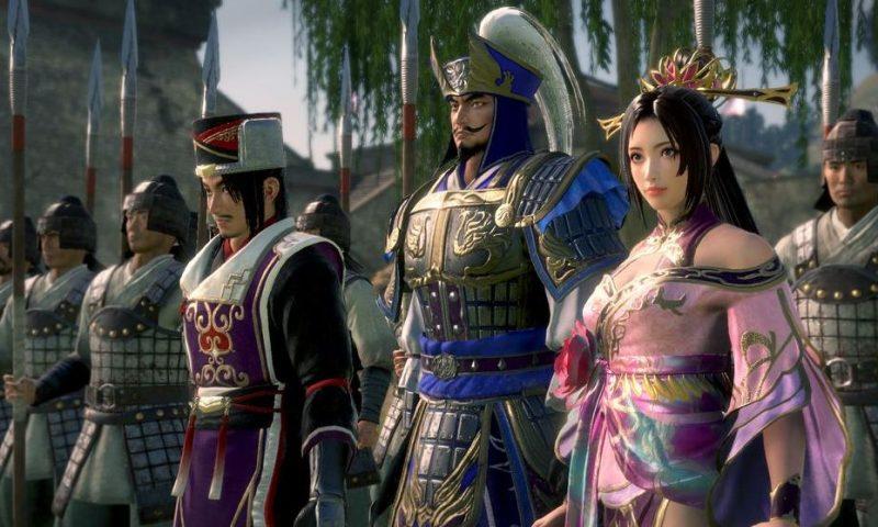 Dynasty Warriors 9 Empires เผยตัวอย่างใหม่ในงาน ChinaJoy 2021