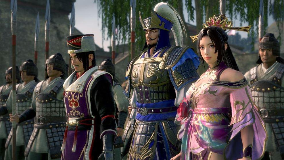 Dynasty Warriors 9 282021 1