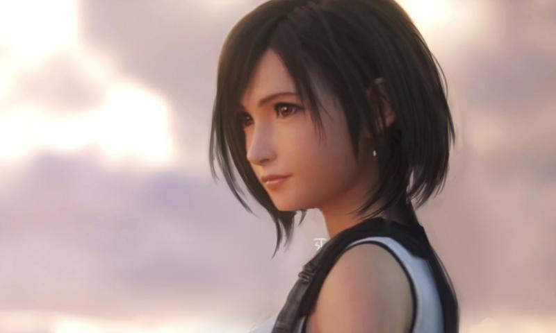 #TifaShortHair ปัง โชว์ภาพ Tifa ตอนผมสั้นจากเกม Final Fantasy 7