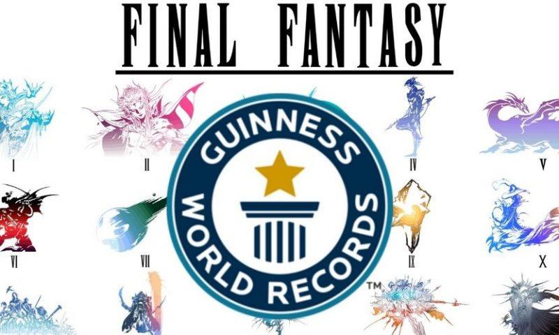 สาวงามแฟนเกม Final Fantasy เตรียมบันทึกสถิติเก็ยของสะสมตัวเกมทะลุ 4,000 รายการ