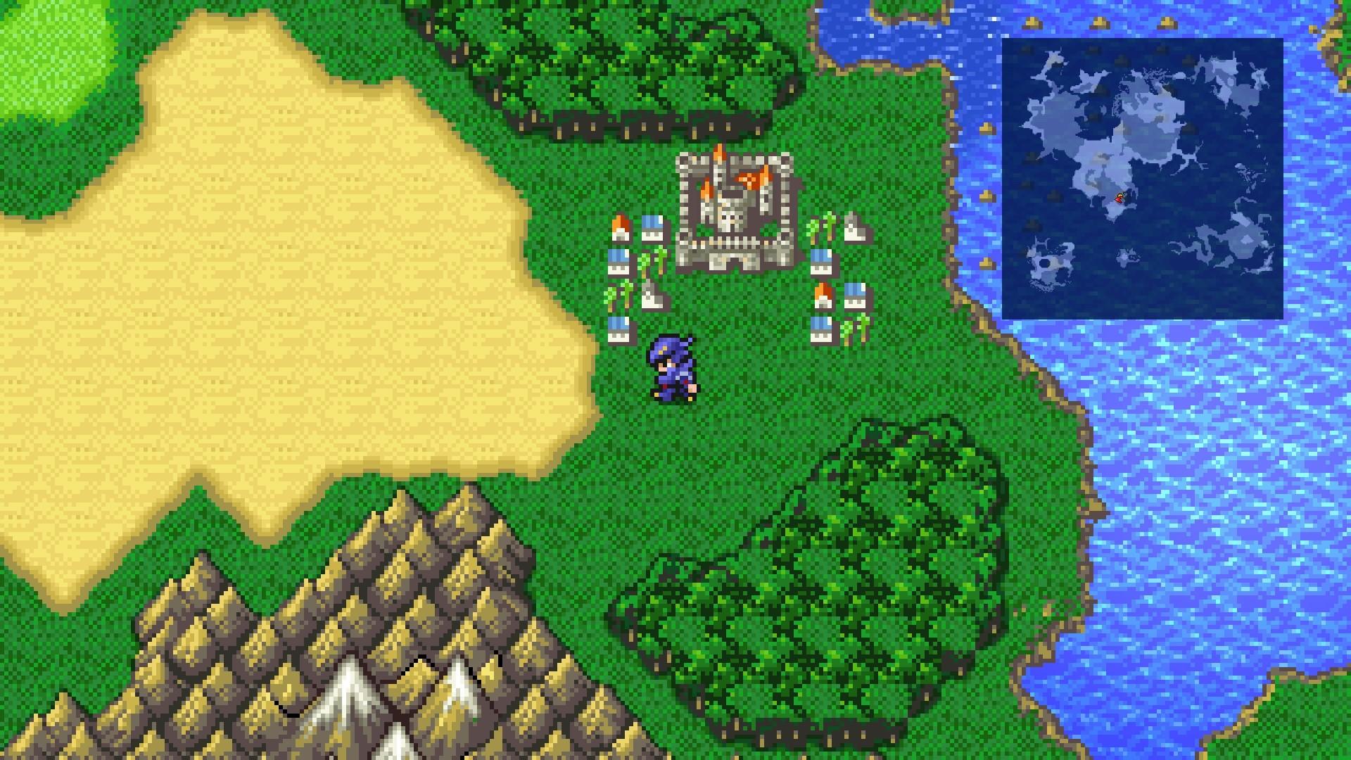 Final Fantasy IV Pixel Remaster 2582021 2