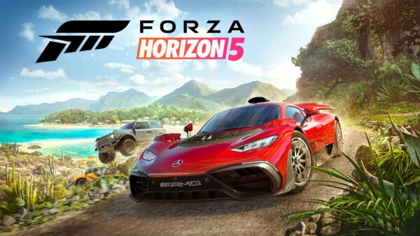 Forza Horizon 5 ปล่อยตัวอย่าง Cover Cars และ Initial Drive