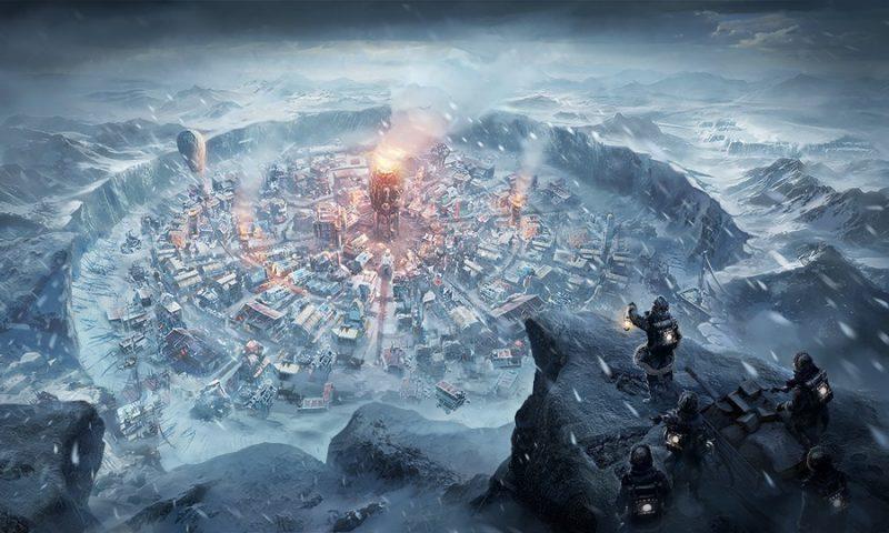 Frostpunk: Rise of the City เวอร์ชั่น Global เปิดให้ลงทะเบียนล่วงหน้า