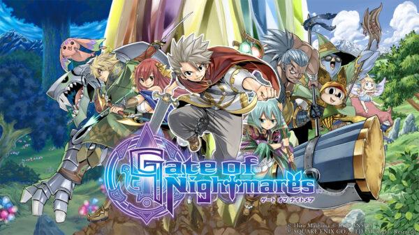 Gate of Nightmares เกมมือถือจากผู้วาด Fairy Tail ประกาศเปิดเดือน 10