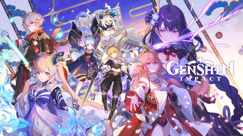 Genshin Impact 2082021 2