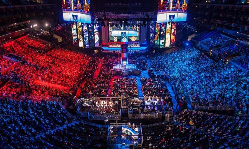 League of Legends Worlds 2021 ย้ายจัดจากในจีนไปจัดที่ยุโรปแทน