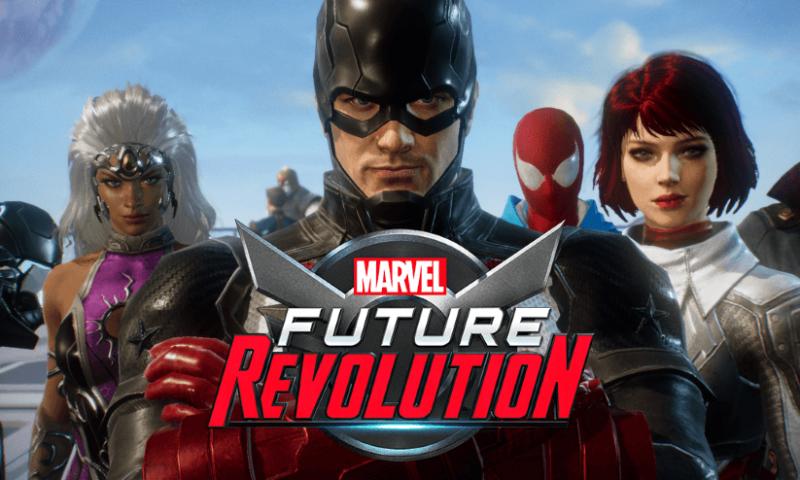 พาส่อง MARVEL Future Revolution เกมใหม่แนว Action RPG บนมือถือ