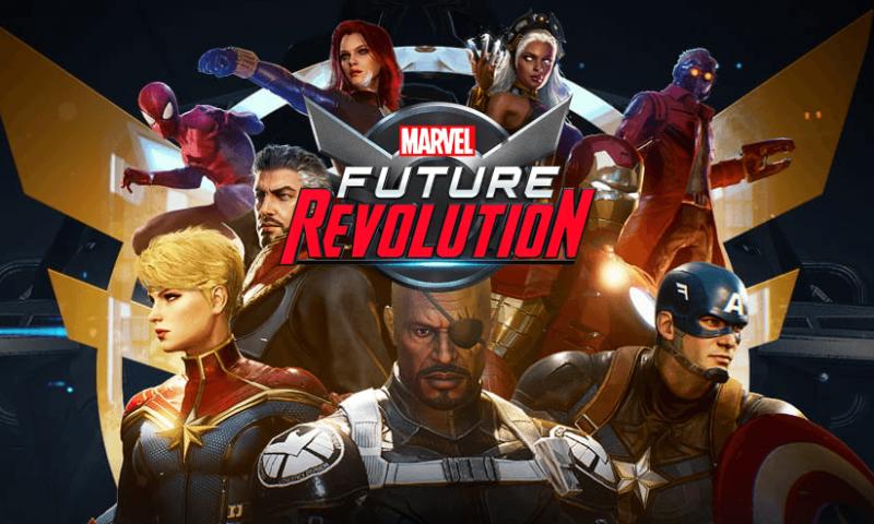 Marvel Future Revolution เปิดให้บริการตั้งแต่ 25 สิงหาคมเป็นต้นไป