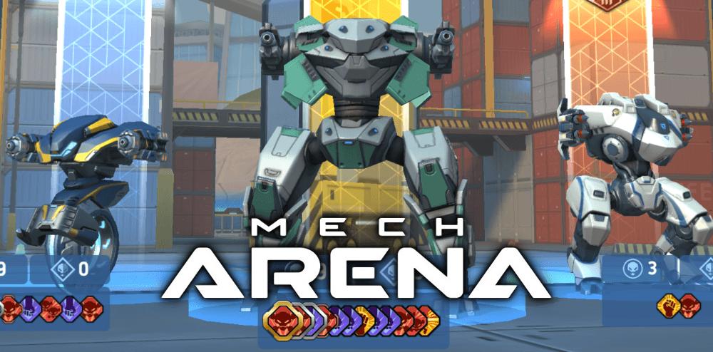 Mech Arena Robot Showdown 2382021