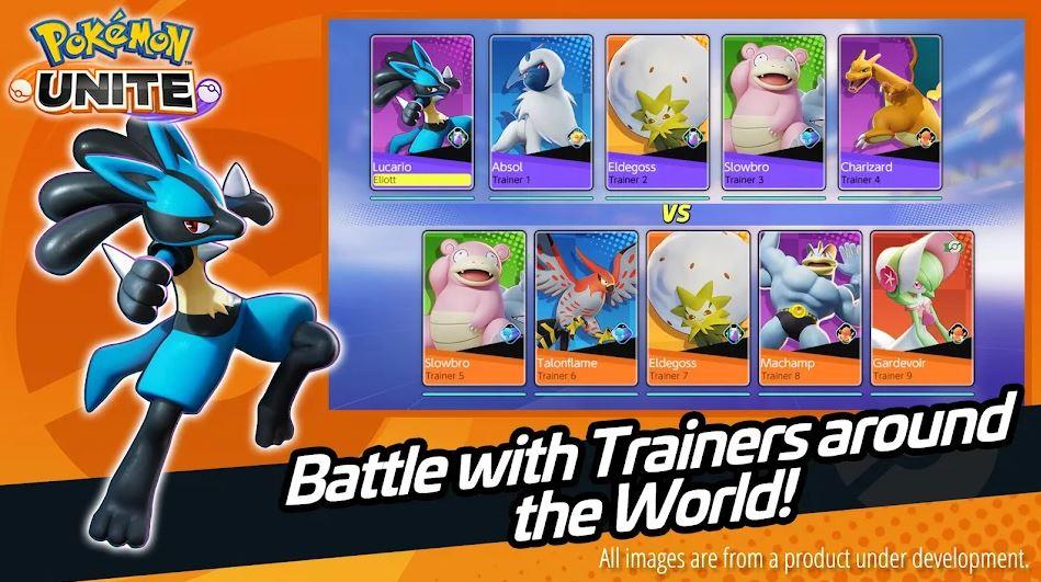 Pokémon UNITE 2082021 2