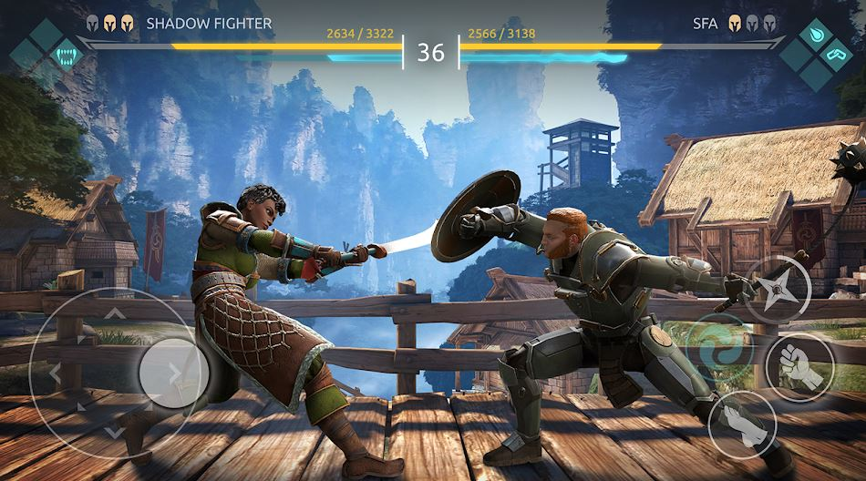 Shadow Fight Arena 2382021 4