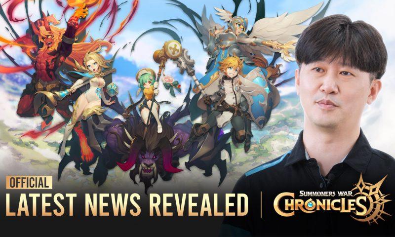 Summoners War: Chronicles เตรียมเผยเกมเพลย์ MMO ในงาน Gamescom