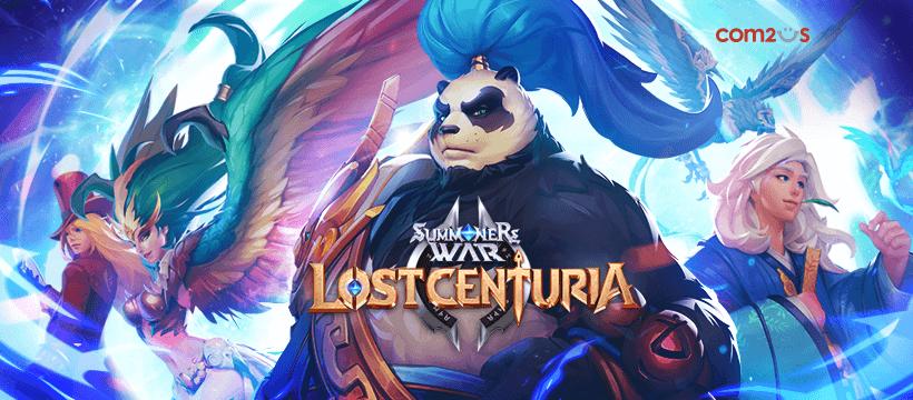Summoners War: Lost Centuria ปล่อยอัปเดตซีซัน 5 พร้อมสงครามสมาพันธ์