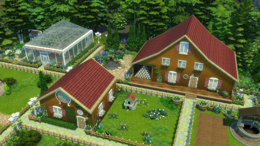 The Sims 4 Stardew Valley 210824 01
