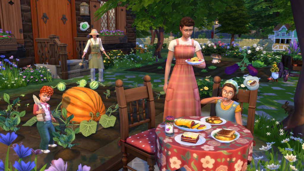 The Sims 4 Stardew Valley 210824 03